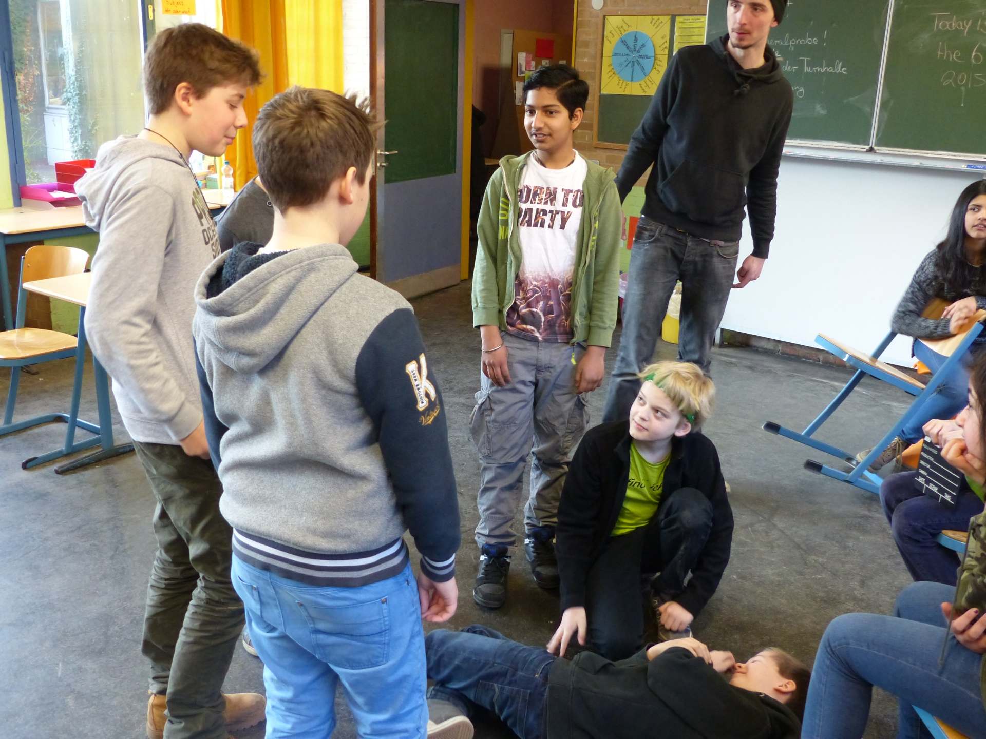 Goethe Schule Harburg theaterprojektwoche an der gsh goethe schule harburg