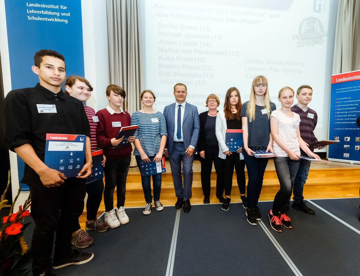 Goethe Schule Harburg 7mo gewinnt preis bei fotoklima 2015 16 goethe schule harburg